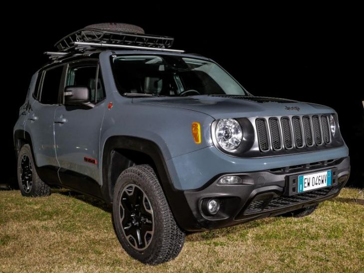 Jeep Shows Customisation With Mopar Cars Co Za